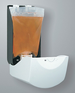 MODULAR SOAP DISPENSERS