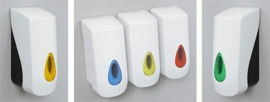handwash dispensers